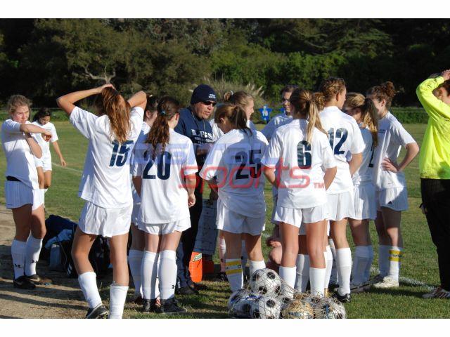 Laguna Blanca Girl's Varsity Soccer