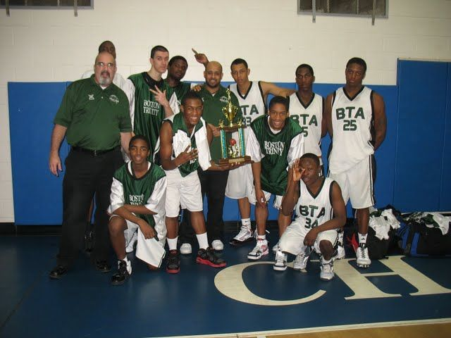 Boston Trinity Wins Charger Classic