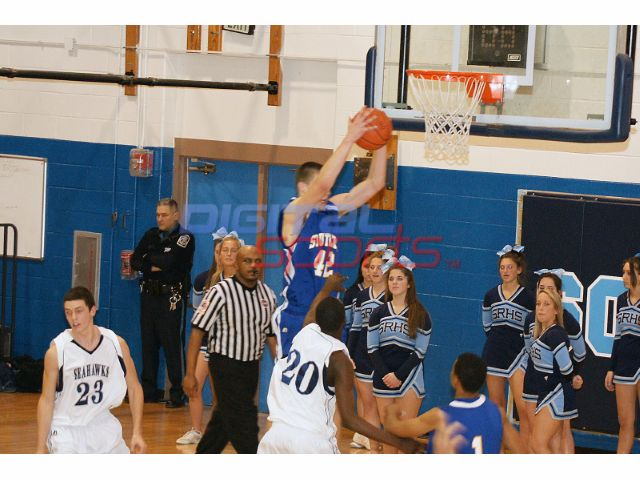 Southern vs South River - Boys Varsity Basketball