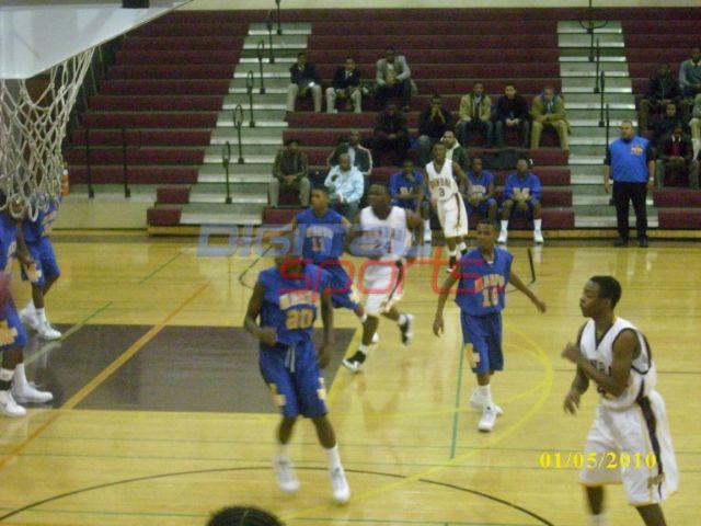 Mervo vs. Dunbar BV Boys Basketball