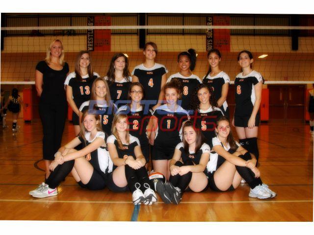 RFA Girls Volleyball Team