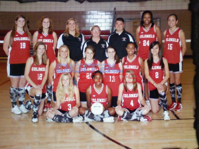 Colonel Varsity Volleyball