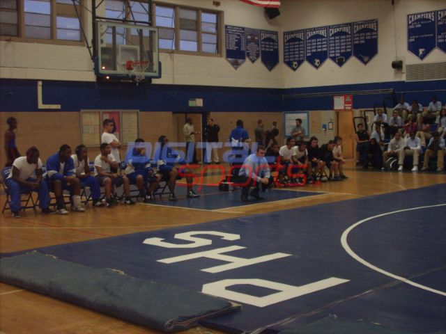 Patterson Clippers Wrestling Team