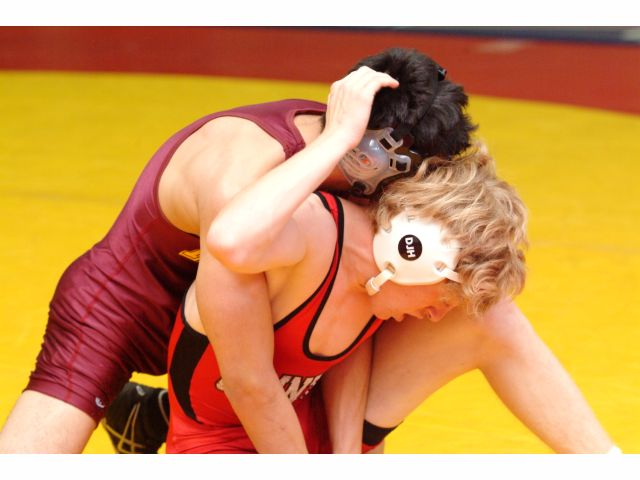 Bishop Ireton High School | Archive | Januarywrestling bulges