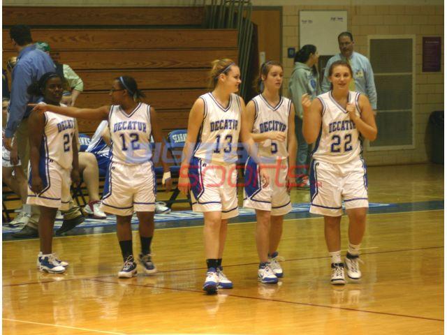 Varsity basketball SDHS 2009 - 2010