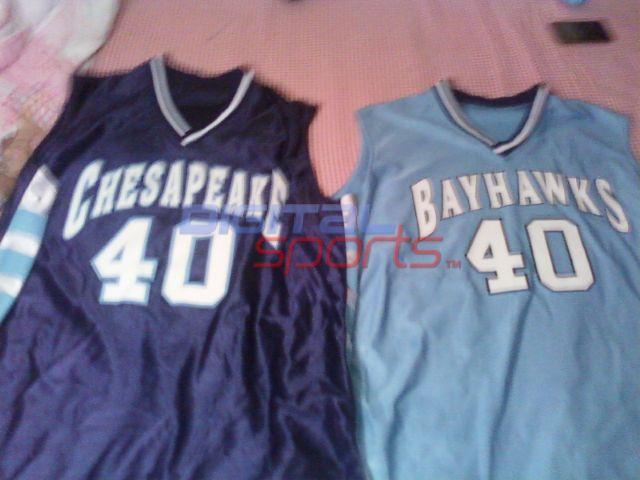 A.Riley #40 JV Girls Basketball