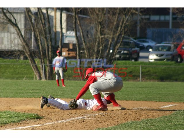 Glen Burnie vs. Glenelg JV Boys Baseball