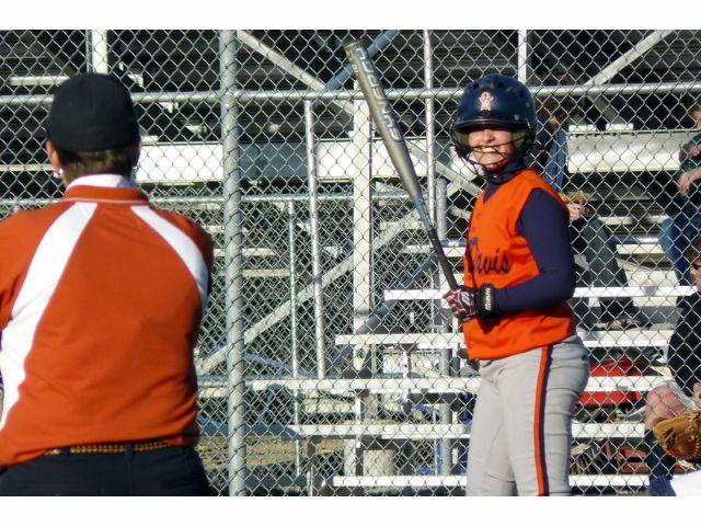 Softball: Lee-Davis at Hanover, 4/2/08