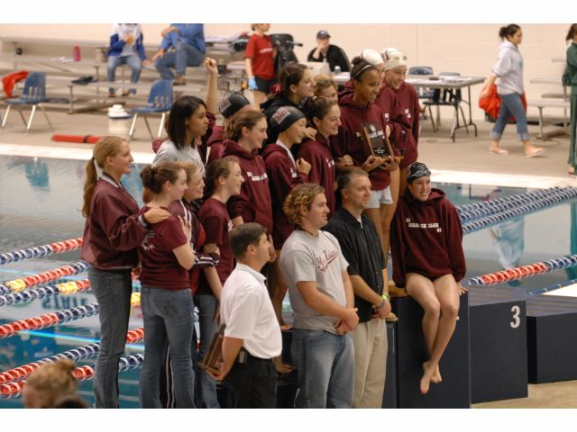 Swimming Recap